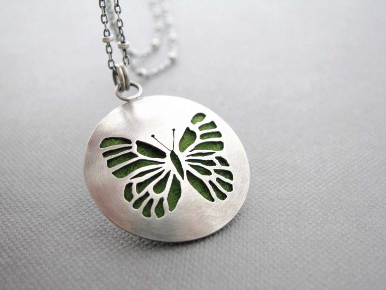 Butterfly Diffuser Pendant